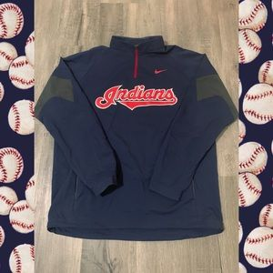 Nike Cleveland Indians Pullover (LG)